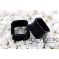 Alargador Square Silicon Black